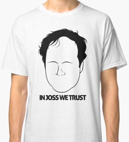 Joss Whedon Camiseta clásica