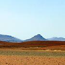 Namibian desert by Antionette