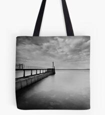 Long Pier Tote Bag