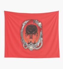 Portrait of an Imperator Wall Tapestry