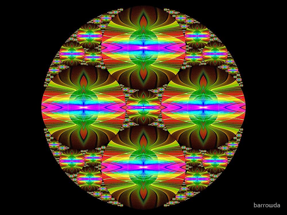 SplitsCylVania 7: Sunset Circle Inversion  (UF0315) by barrowda
