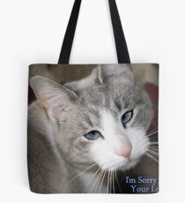 Sympathy Card Tote Bag