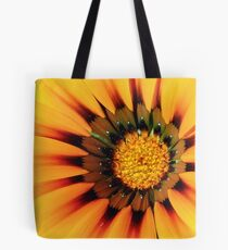 Sunburst Gazania Tote Bag