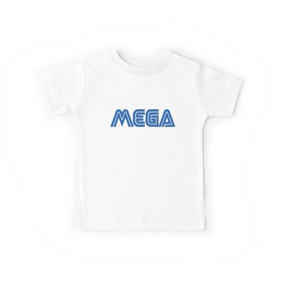 MEGA (SEGA) by CopeStarr