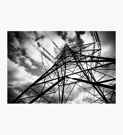 Pylon II Photographic Print