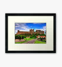 Bamburgh Castle Framed Print