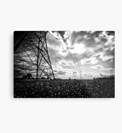 Pylon I Metal Print