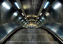 Escalator by Svetlana Sewell