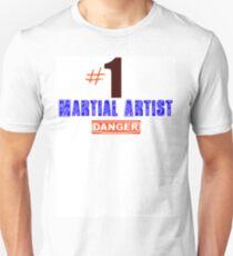 #1 Martial Artist Unisex T-Shirt