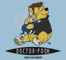 Doctor Pooh (regen 10) and Rose