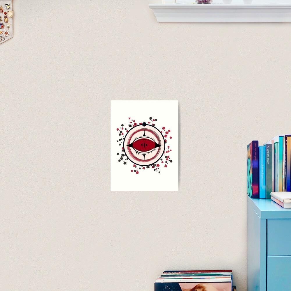 Cyclops logo (watchmen hbo) Lámina artística