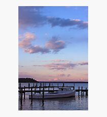Dock III Photographic Print