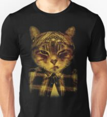 Gangster Cat T-Shirt