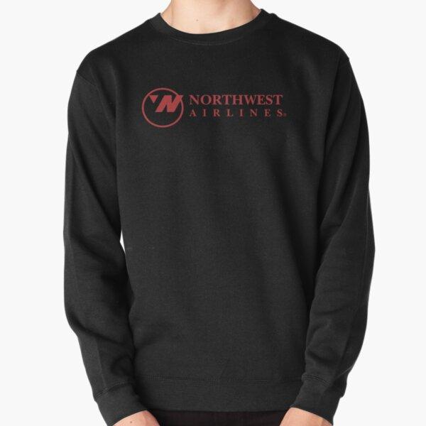 Northwest Airlines Vintage Full Pullover Sweatshirt