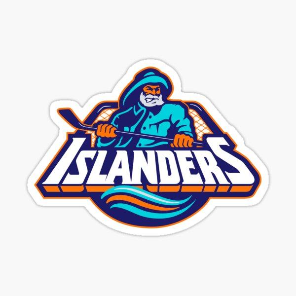 Islanders - Fisherman Sticker