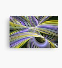 Splits-Cylinder Web Canvas Print