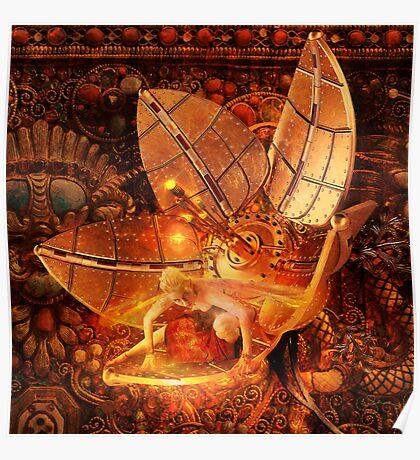 Artifact Bug Close Up Poster