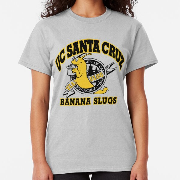 UC SANTA CRUZ - BANANA SLUGS Bold Varian Classic T-Shirt