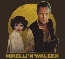 Minnelli'n'Walken (Star Wars) - Distressed