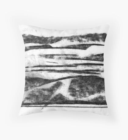 Blackland - Where two paths meet Throw Pillow