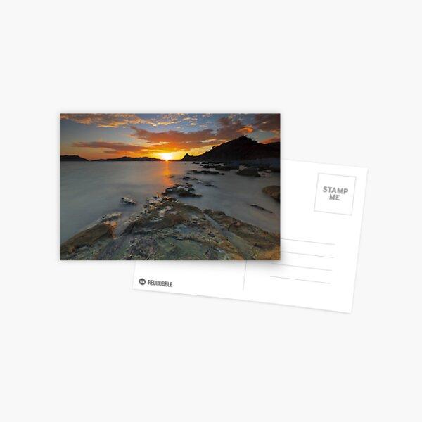 SISIMAN BAY Postcard