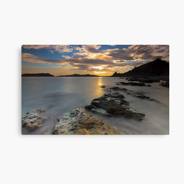 SISIMAN BAY Canvas Print