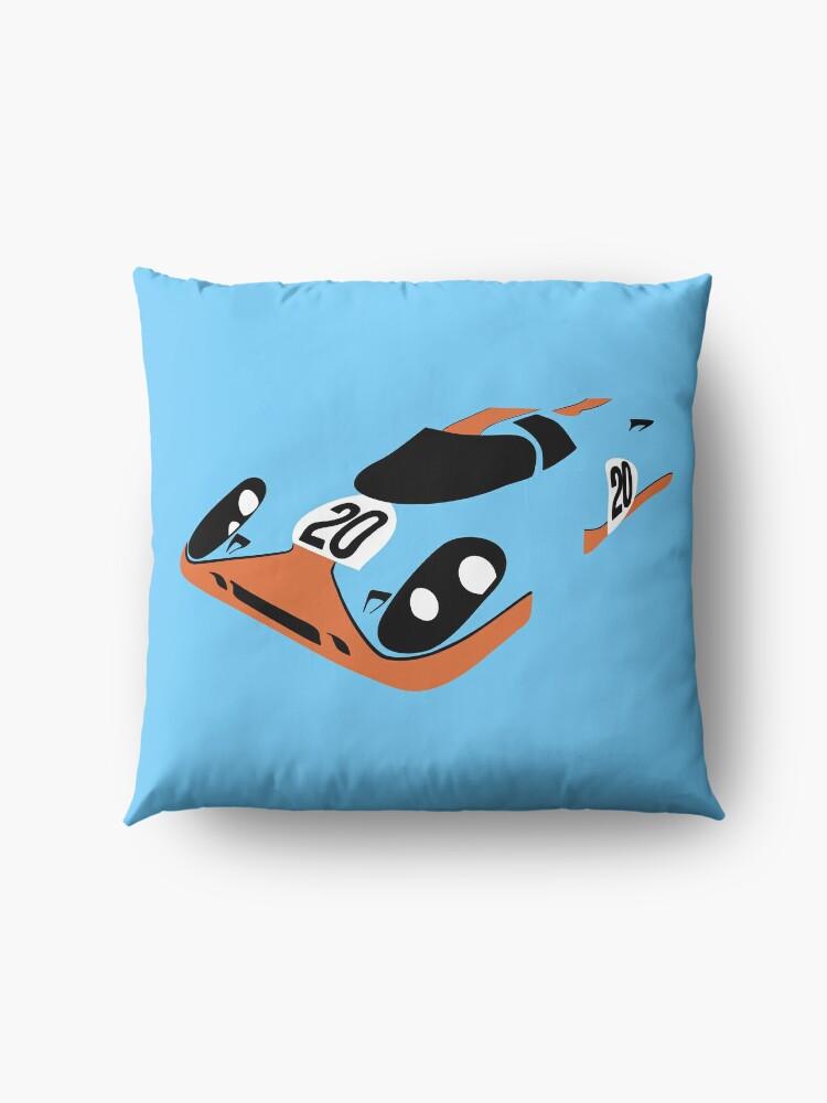 Alternate view of 917 Le Mans Floor Pillow