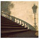 stairway by hannes cmarits