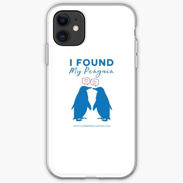 I Found My Penguin iPhone Soft Case