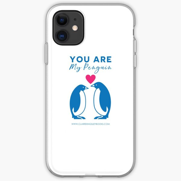 You Are My Penguin iPhone Soft Case