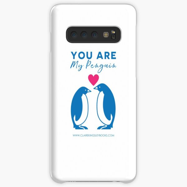 You Are My Penguin Samsung Galaxy Snap Case