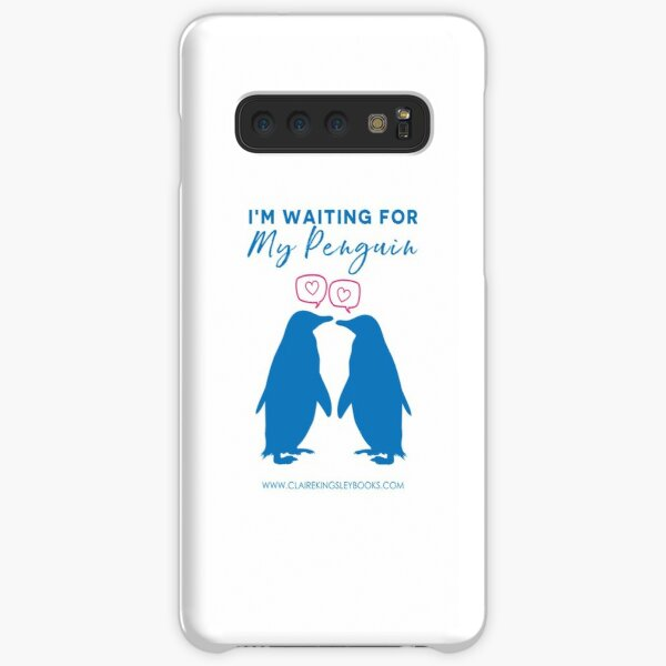 I'm Waiting For My Penguin Samsung Galaxy Snap Case