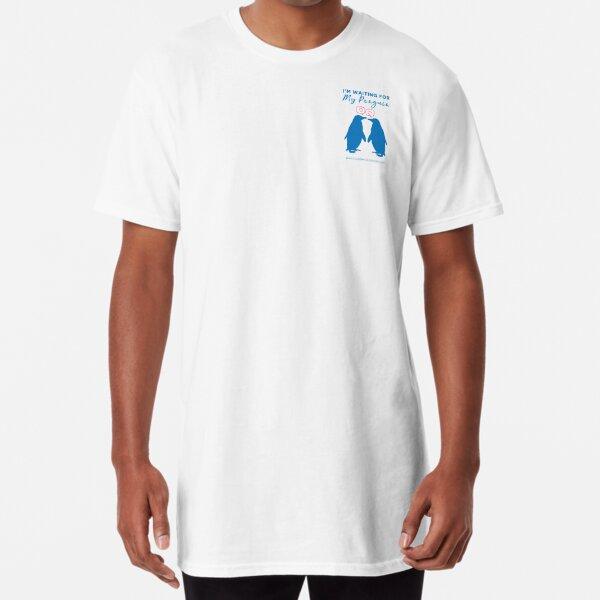 I'm Waiting For My Penguin Long T-Shirt