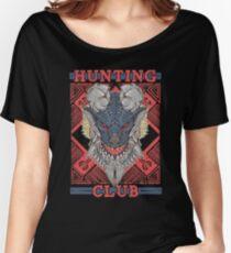 Hunting Club: Stygian Zinogre Women's Relaxed Fit T-Shirt