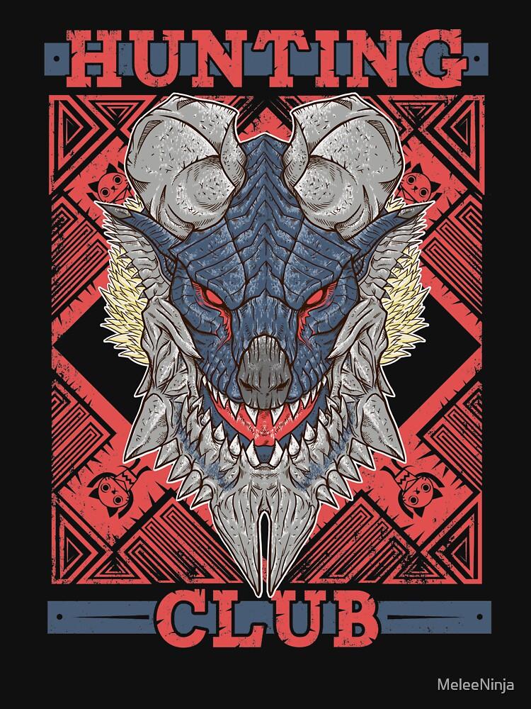 Hunting Club: Stygian Zinogre | Unisex T-Shirt