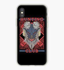 Hunting Club: Stygian Zinogre iPhone Case