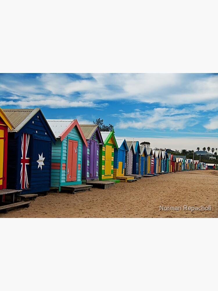 BRIGHTon Beach Boxes - Melbourne by keystone