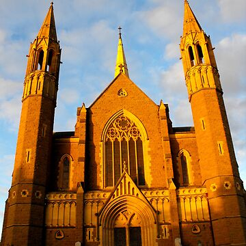 Sacred Heart Cathedral, Bendigo by MaKay