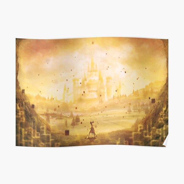 Golden Hyrule  Poster