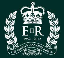 Queen's Diamond Jubilee 2012 - Garland Dark