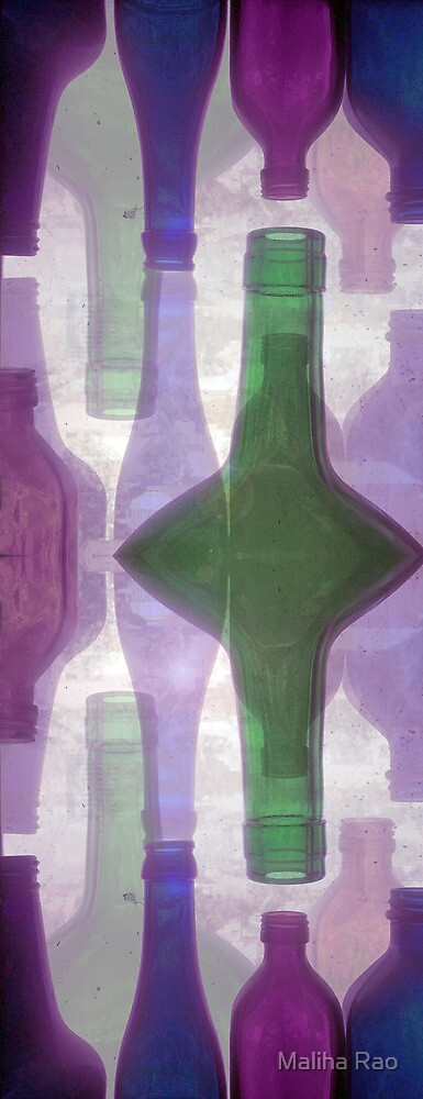 Bottles in Transition_Multi1 by Maliha Rao