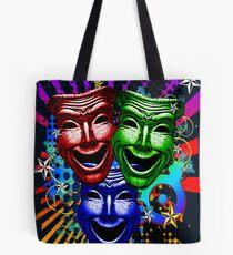HYPER COMEDY #9 Tote Bag