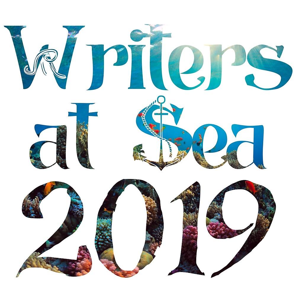 Writers at Sea 2019 by QMSA