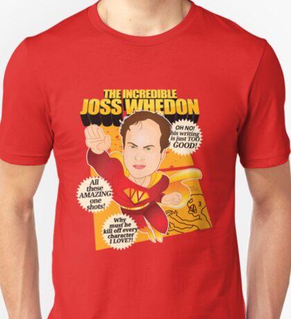 Joss Whedon Camiseta