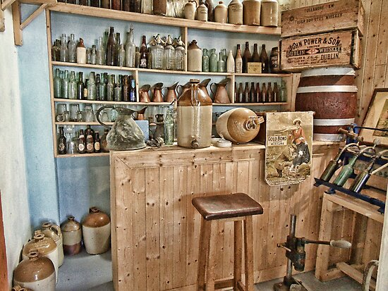 The Backroom Bar by Julesrules