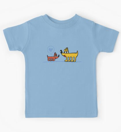 i love my dad! Kids Clothes