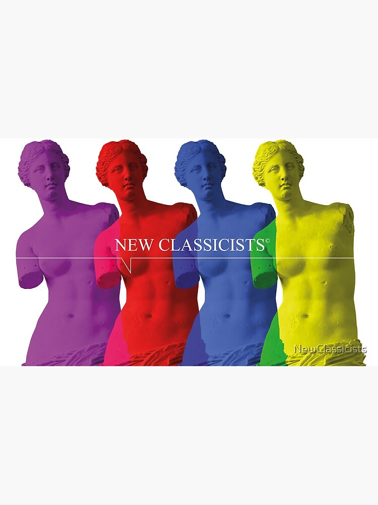 New Classicists - Aphrodite mug by NewClassicists