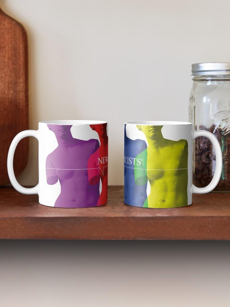 Alternate view of New Classicists - Aphrodite mug Mug