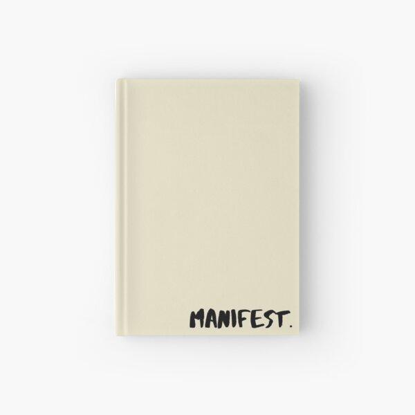 Manifest. Hardcover Journal