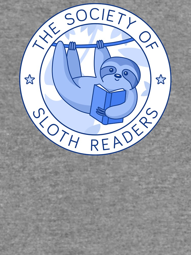 Society of Sloth Readers by sombrasblancas